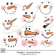 country snowman face clipart. Exellent Clipart Snowman Faces  Cute Snowman Snow Man Faces For Making Your Own Cards  Candy Bar Wrappers Etc Du2026  Christmas DIY Do It Yourself Treats And Crafts  Inside Country Face Clipart F