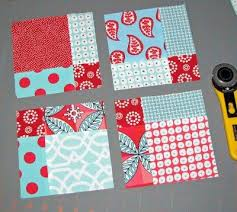 Best 25+ Easy quilt patterns ideas on Pinterest | Baby quilt ... & Sew Fantastic: Disappearing nine patch :: Tutorial- I like this arrangement  Made this pattern many times and it's great/ easy Adamdwight.com