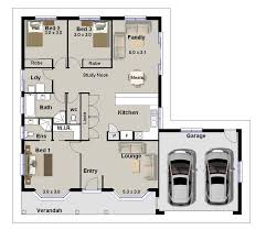 3 bedroom home design plans pleasing inspiration small house plans