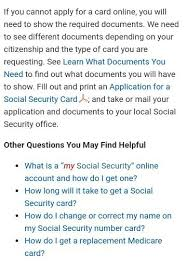 Ssn Do A Social To Quora If Need Security Number Card My Get Know I -