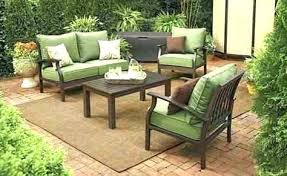 outdoor patio sets furniture cushion storage bar