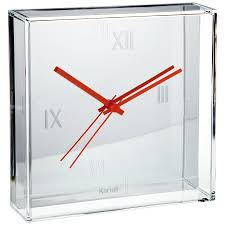 tic and tac® wall clock  stardust