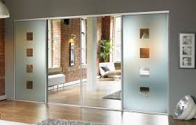 3 panel exterior sliding door ikea doors room divider replacing cool modern closet doors