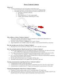 Power Trialysis Catheter