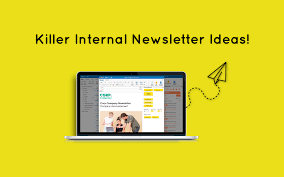 Employee Of The Month Write Ups Employee Newsletter Ideas 10 Killer Examples That Actually