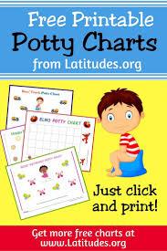 Free Printable Potty Training Charts For Boys Sada