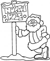 Small Picture Santa Coloring Pages 4 Coloring Kids