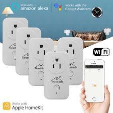 Other Electronic Components HomeKit <b>Smart Plug EU</b> Plug Work ...