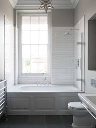 From Houzz.com - love this tub shower combo for limited space!