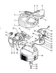 bostitch cap2000p of air compressor parts cap2000p of air compressor parts schematic