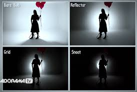 How to Create a Silhouette Photo with One Light