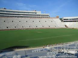 Doak Campbell Stadium View From Section 12 Vivid Seats