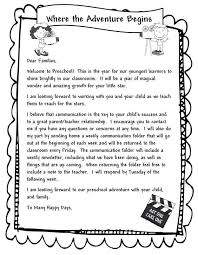 Learning And Teaching With Preschoolers Welcome Parents