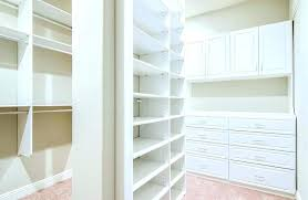 knee wall closet wall closet ideas closet wall contemporary with carpet bay in cabinet high residence