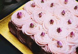 Rose Cake Best Hd Wallpaper 35391 Baltana