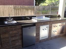 Complete Outdoor Kitchen Outdoor Kitchens Houston Texas 281 865 5920