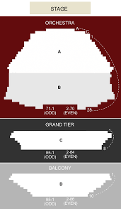 Gammage Seating Chart Asu Gammage Auditorium Tempe Az Seating Chart Stage