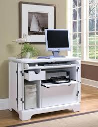 whitewash computer desk back to new corner pink argos large size