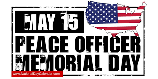 police officer s memorial day. Plain Day May 15 Peace Officer Memorial Day Picture Inside Police S 0