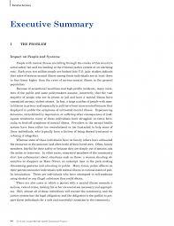 Executive Summary Business Plan Sample Karaackerman