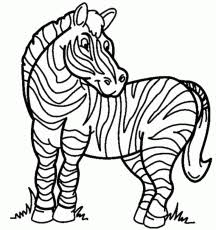 Small Picture Cute Zebra Coloring Pages HD Printable Coloring Pages Coloring