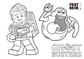 Disegni Da Colorare Lego Ghostbusters E Wall E Lego Disegni Da