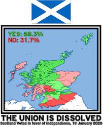 TL31 - Scottish Independence Referendum, 2020 by Mobiyuz on ...