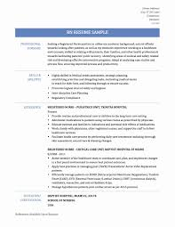 Lpn Resume Examples Lvn resume objective examples best of cover letter sample lpn 50