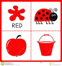 Colour Learning Cards L L L L L L
