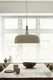 Image Pendant Lights Acorn White Over Dining Table Acornblacklightoak Northern Lighting Acorn Northernno