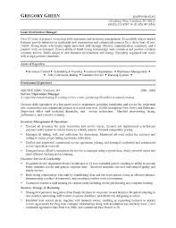 Warehouse Supervisor Resume Magnificent Warehouse Manager Resume Letsdeliverco