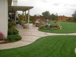 Innovative Rock Backyard Landscaping Ideas Garden Design Garden Cheap Small Backyard Ideas