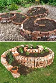 only have a little garden try building a herb spiral