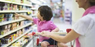 children at supermarket ile ilgili görsel sonucu
