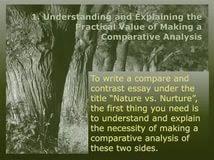 Nature nurture debate essay Pros of Using Paper Writing Services ESL  Energiespeicherl sungen