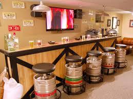 kitchen bar cool decoration of bars for basements
