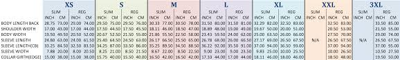 Nike Mens Polo Shirt Size Chart Rldm