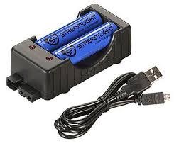 Description. Streamlight now offers 18650 batteries Battery Charger