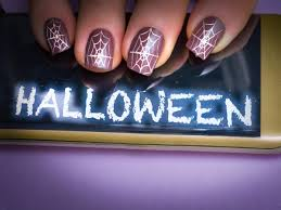 Art Designs Easy 5 Easy Nail Art Designs To Try For Halloween Times Of India