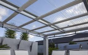 roofing made of polyester including sunproof suntuf ampelite alsynite and skylight is known variously as polyester roofing polycarbonate roofing