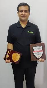 Mr. Shekhar Ashok Pawar - Winner of Indian Achievers' Award 2020