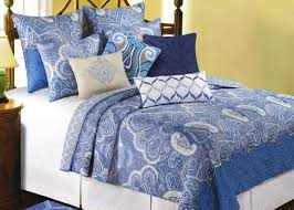 the most incredible and also lovely blue bedspreads for residence