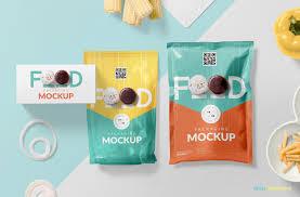 Best Food Packaging Design 2017 Awesome Food Packaging Mockup Free Psd Zippypixels