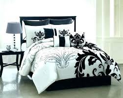 black and white comforter california king duvet cover target grey set home improvement pretty
