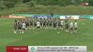 Aufstellung zum spiel und alle weiteren wichtigen infos auf einen blick. Dfb Team Video Mogliche Aufstellung Der Dfb Elf Gegen Frankreich Fussball News Sky Sport