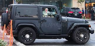 2018 jeep hardtop. delighful jeep spied allnew images of the 2018 jeep wrangler surface u2014 can you spot  changes throughout jeep hardtop