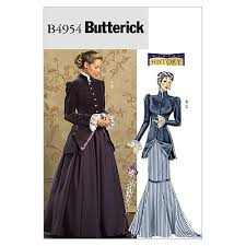 Butterick Costume Patterns
