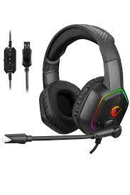 Rampage Rm-k33 Tracer 7,1 Rgb Gaming Oyuncu Mikrofonlu Kulaklık Fiyatı,  Yorumları - TRENDYOL