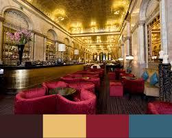 criterion-london-best-restaurant-design-color-scheme Top 30 Restaurant