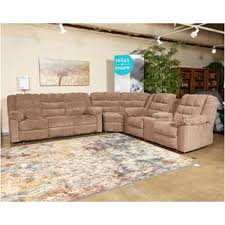 Ashley Furniture Workhorse Living Room Reclining Sofa